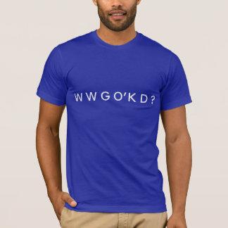 T-shirt de 2013-2014 OKMRC des hommes
