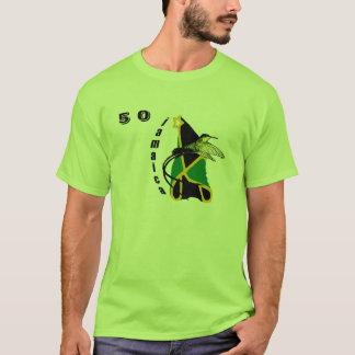 T-shirt de 50 Jamaïque Humdinger