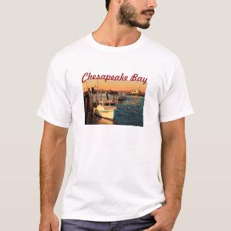 T-shirt de baie de chesapeake