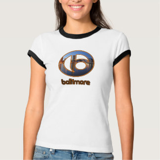T-shirt de Baltimore