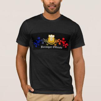 T-shirt de Barangay (noir - Mla.)