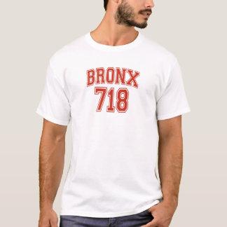 T-shirt de base de Bronx 718