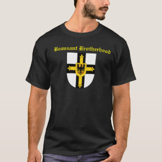 T-shirt de base de confrérie Teutonic de Beausant