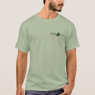 T-shirt de base de ferme de Baldwin