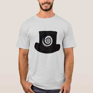 T-shirt de base de HatClock