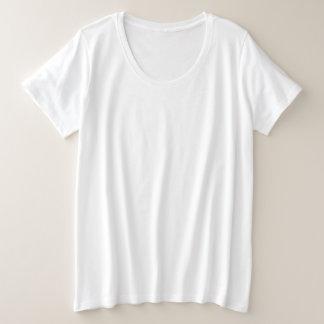 T-shirt de base du Plus-Size des femmes