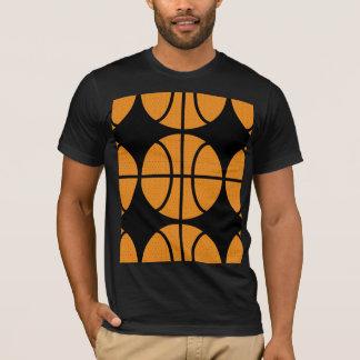 T-shirt de basket-ball de vecteur