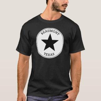 T-shirt de Beaumont le Texas