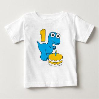 T-shirt de bébé - anniversaire 1