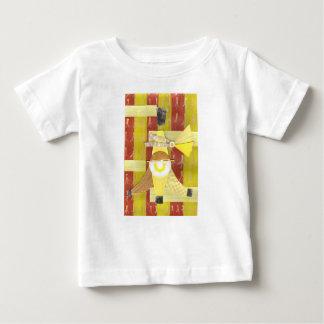 T-shirt de bébé de banana split
