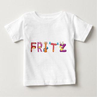 T-shirt de bébé de Fritz