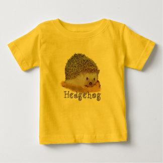 T-shirt de bébé de hérisson