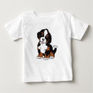 T-shirt de bébé de Jaspe-le-Chiot