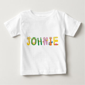 T-shirt de bébé de Johnie
