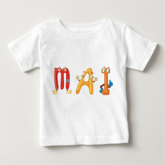 T-shirt de bébé de l'AMI
