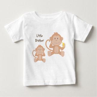 T-shirt de bébé de petit frère