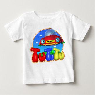 T-shirt de bébé de TuTiTu