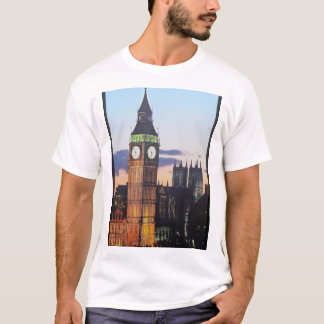 T-shirt de Big Ben Londres