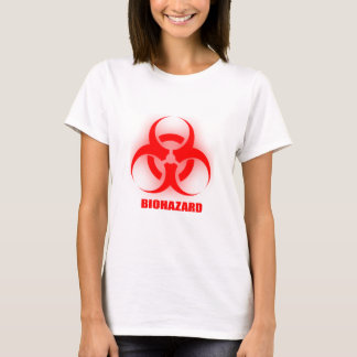 T-shirt de Biohazard