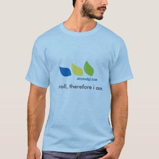 T-shirt de bjj de doyoubjj.com
