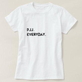T-shirt de Bjj Wemon quotidien