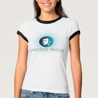 """T-shirt de bleu de dames de maire """"Sun arctique"""""""