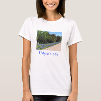 T-shirt de Bluebonnets de Texas