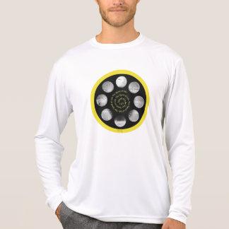 "T-shirt de bobine de film - ""la bobine en spirale"