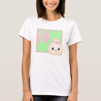 T-shirt de boulette de Kawaii