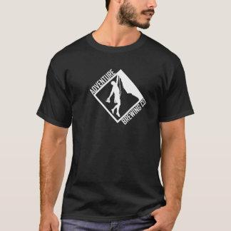T-shirt de brassage d'aventure