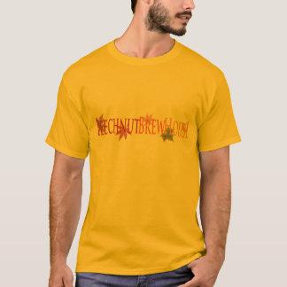 T-shirt de brasserie de faîne