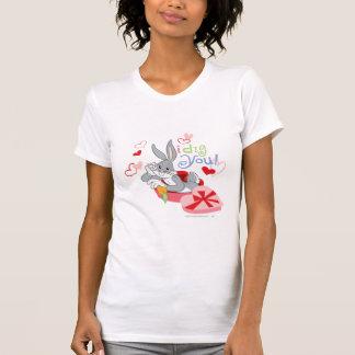 T-shirt ™ de BUGS BUNNY je vous creuse !