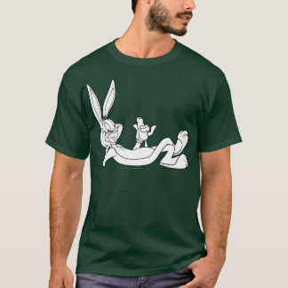 T-shirt ™ de BUGS BUNNY mangeant la carotte 2