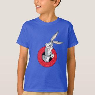 T-shirt ™ de BUGS BUNNY par les anneaux LOONEY de TUNES™