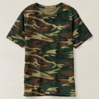 T-shirt de camo de Ben Davis