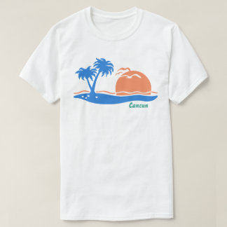 T-shirt de Cancun