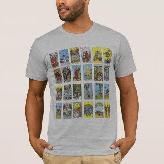 T-shirt de carte de tarot