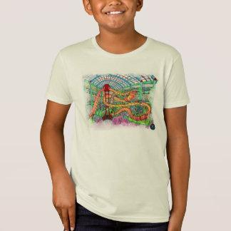 T-shirt de casino de bulle
