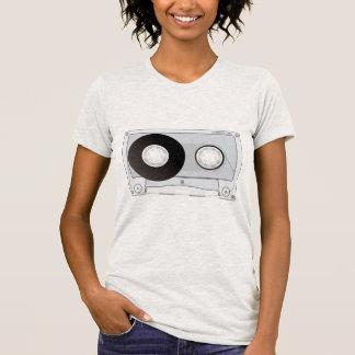 T-shirt de cassette
