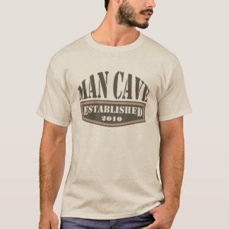 T-shirt de caverne d'homme