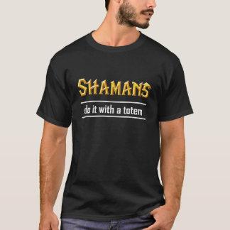 T-shirt de chaman