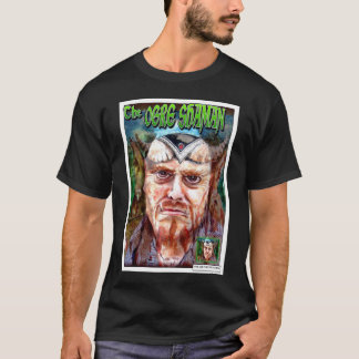 T-shirt de chaman d'ogre