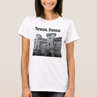 T-shirt de château de Tarascon