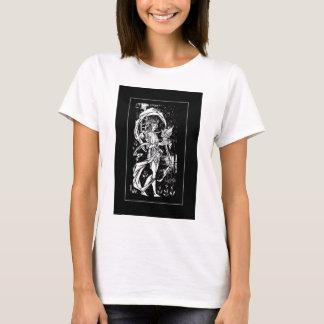 T-shirt de chevalier de Beardsley