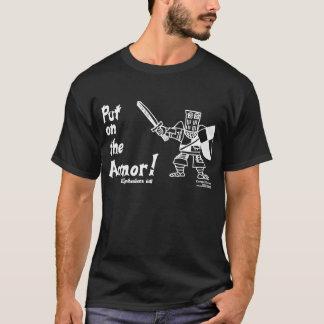 T-shirt de chevalier de carnage de catapulte de