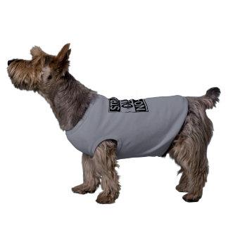 T-shirt de chienchien de NO--Mise à mort