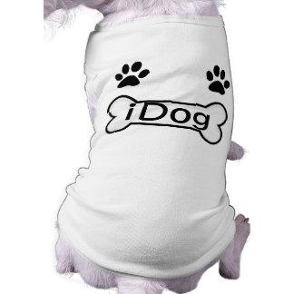 T-shirt de chienchien d'IDog