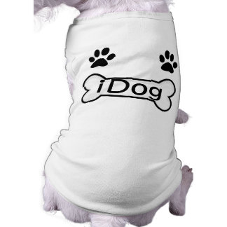T-shirt de chienchien d'IDog Tee-shirt Pour Chien