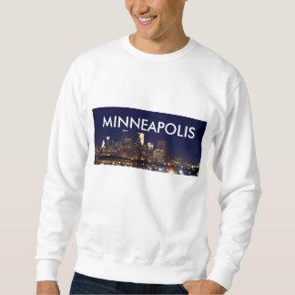 T-shirt de ciel nocturne de Minneapolis