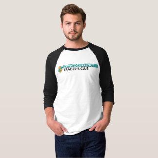 T-shirt de club de commerçants de CryptoCurrency
